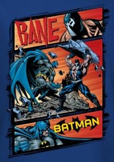 Image for Bane T-Shirt - Epic Battle