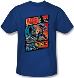 Image Closeup for Bane T-Shirt - Epic Battle