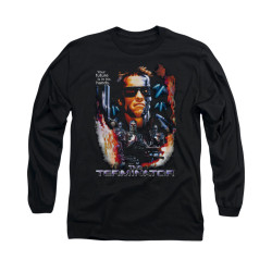 Image for The Terminator Long Sleeve T-Shirt - Your Future