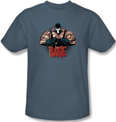 Image Closeup for Bane T-Shirt - Pump You Up