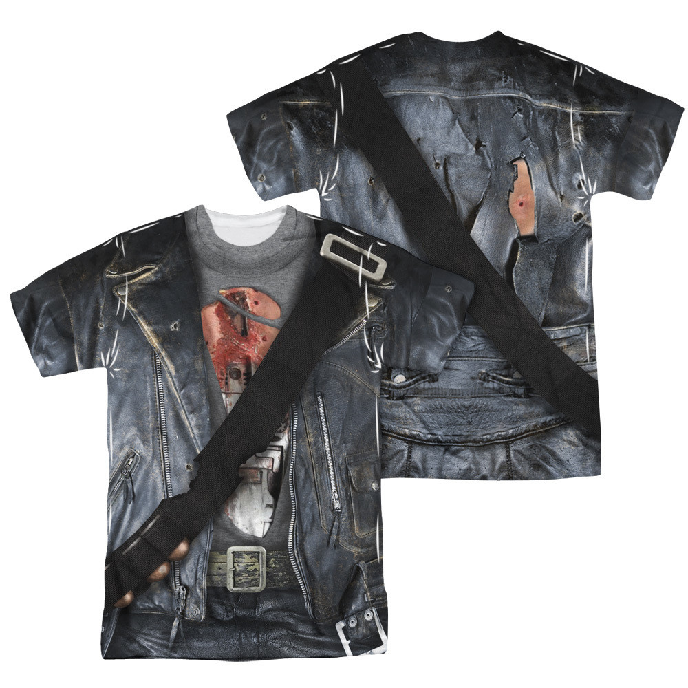 b0b3ab57 Terminator 2 Sublimated T-Shirt - T800 Costume