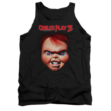 Image for Child's Play Tank Top - Chucky