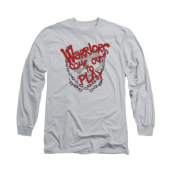 Image for the Warriors Long Sleeve T-Shirt - Come Out and Play
