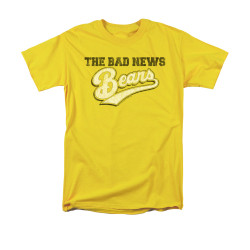 Image for Bad News Bears T-Shirt - Logo