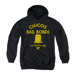 Image for Bad News Bears Youth Hoodie - Chico's Bail Bonds