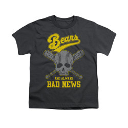 Image for Bad News Bears Youth T-Shirt - Always Bad News