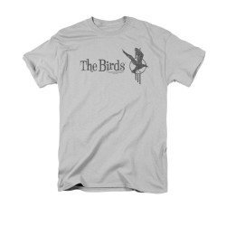 Image for The Birds T-Shirt - Distressed