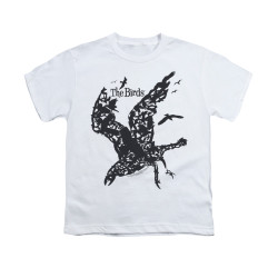 Image for The Birds Youth T-Shirt - Title