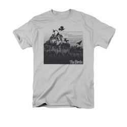 Image for The Birds T-Shirt - Evil