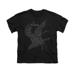 Image for The Birds Youth T-Shirt - Poster