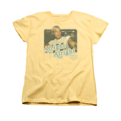Image for Dazed and Confused Woman's T-Shirt - Alright Alright