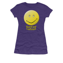 Image for Dazed and Confused Girls T-Shirt - Dazed Smile