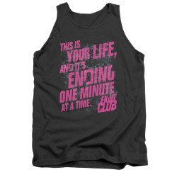Image for Fight Club Tank Top - Life Ending