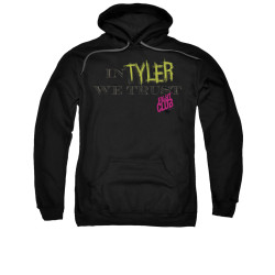 Image for Fight Club Hoodie - In Tyler We Trust