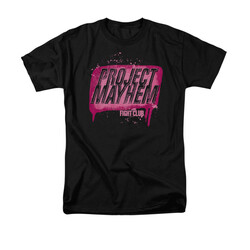 Image for Fight Club T-Shirt - Project Mayhem