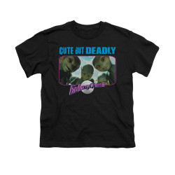 Image for Galaxy Quest Youth T-Shirt - Cute but Deadly
