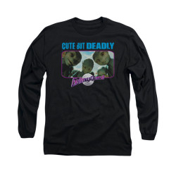 Image for Galaxy Quest Long Sleeve T-Shirt - Cute but Deadly