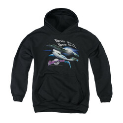 Image for Galaxy Quest Youth Hoodie - Never Surrender