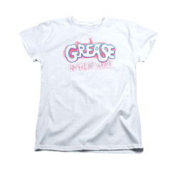 Image for Grease Woman's T-Shirt - Grease is the Word