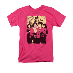 Image for Grease T-Shirt - Pink Ladies
