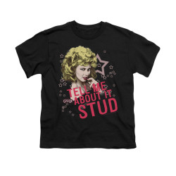 Image for Grease Youth T-Shirt - Tell Me About It Stud