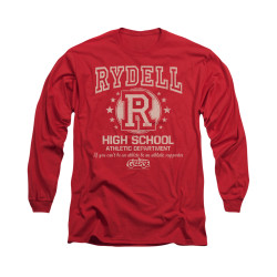Image for Grease Long Sleeve T-Shirt - Rydell High