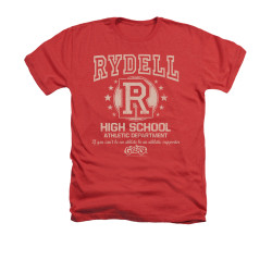 Image for Grease Heather T-Shirt - Rydell High