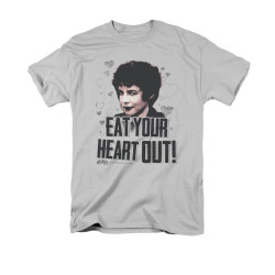 Image for Grease T-Shirt - Eat Your Heart Out