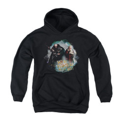 Image for The Hobbit Youth Hoodie - We're Fighters