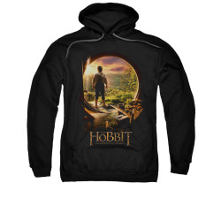Image for The Hobbit Hoodie - Hobbit in Door