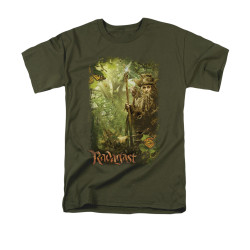 Image for The Hobbit T-Shirt - In the Woods