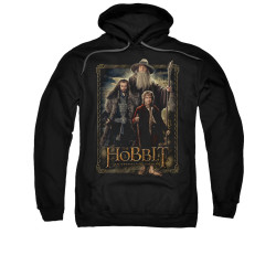 Image for The Hobbit Hoodie - The Three