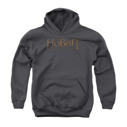Image for The Hobbit Youth Hoodie - Distressed Logo