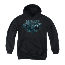 Image for The Hobbit Youth Hoodie - Thorin and Company