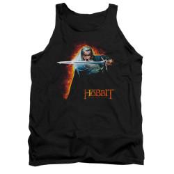 Image for The Hobbit Tank Top - Secret Fire