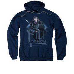 Image for The Hobbit Hoodie - Fili