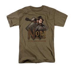 Image for The Hobbit T-Shirt - Nori