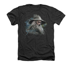 Image for The Hobbit Heather T-Shirt - Gandalf the Grey