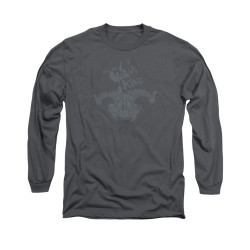 Image for The Hobbit Long Sleeve T-Shirt - Goblin King Symbol
