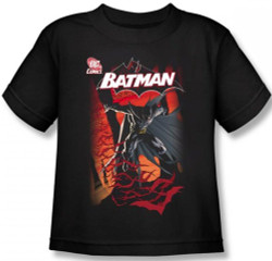 Image for Batman Kids T-Shirt - #655 Cover
