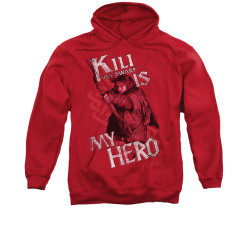 Image for The Hobbit Hoodie - Kili is my Hero
