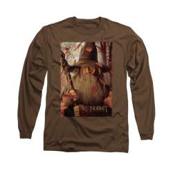 Image for The Hobbit Long Sleeve T-Shirt - Gandalf Poster