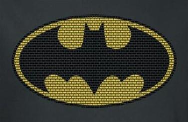 Image for Batman T-Shirt - Little Logos Logo
