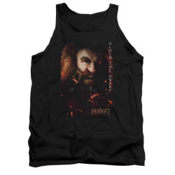 Image for The Hobbit Tank Top - Gloin Poster