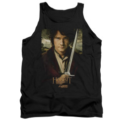 Image for The Hobbit Tank Top - Baggins Poster