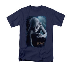 Image for The Hobbit T-Shirt - Gollum Poster