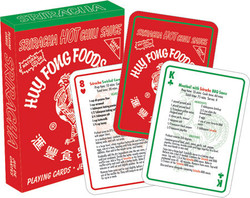 Image for Sriracha Playing Cards