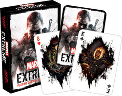 Image for Marvel Extreme Playing Cards