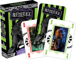 Image for Beetlejuice Playing Cards