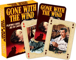 Image for Gone With the Wind Playing Cards